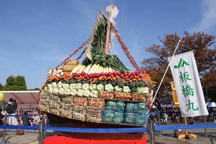 農業祭 宝船