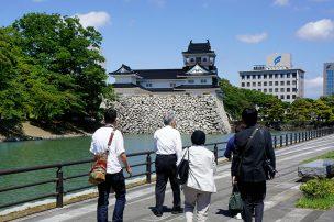 富山城天守閣