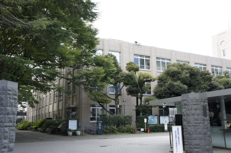 武蔵大学 江古田キャンパス 外観