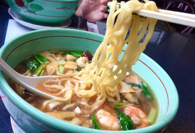 成増飯店 海鮮湯麺