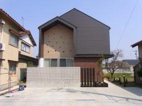 山崎雅也一級建築士事務所 戸建て完成