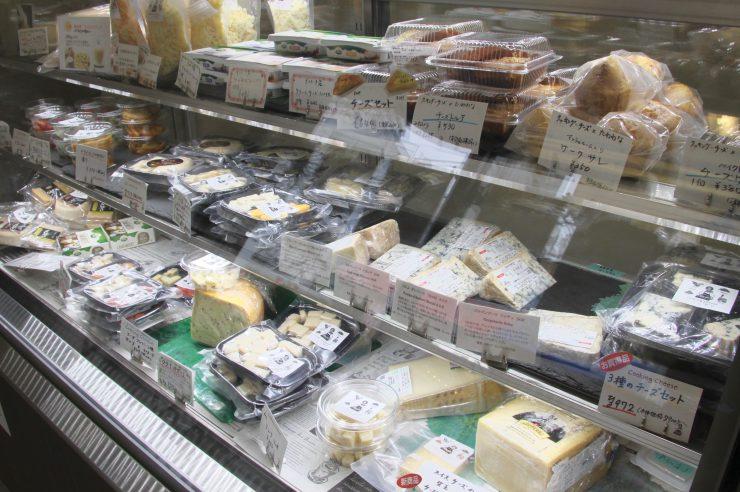 クッキング・チーズ ショーケース