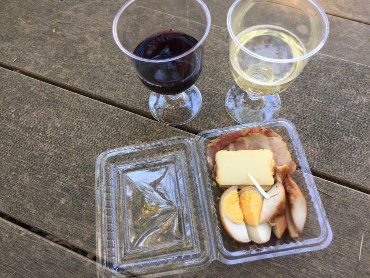 森のJAZZ祭 ワインとフード