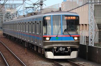現在の三田線6300形