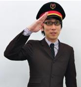 吉川正洋さん(ダーリンハニー)