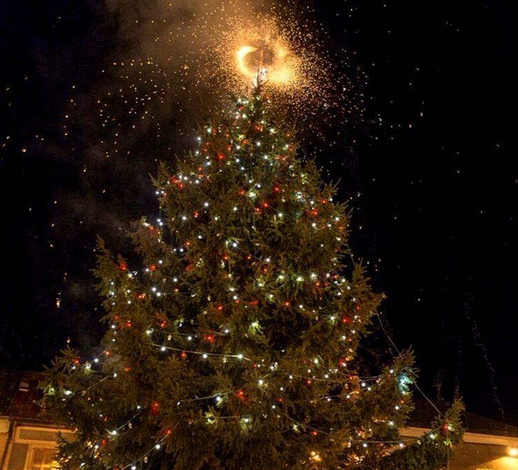 クリスマス(フランスツリー)