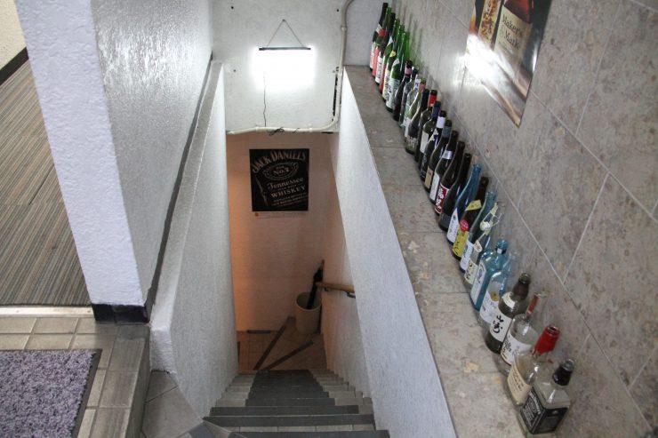 地下室(階段)