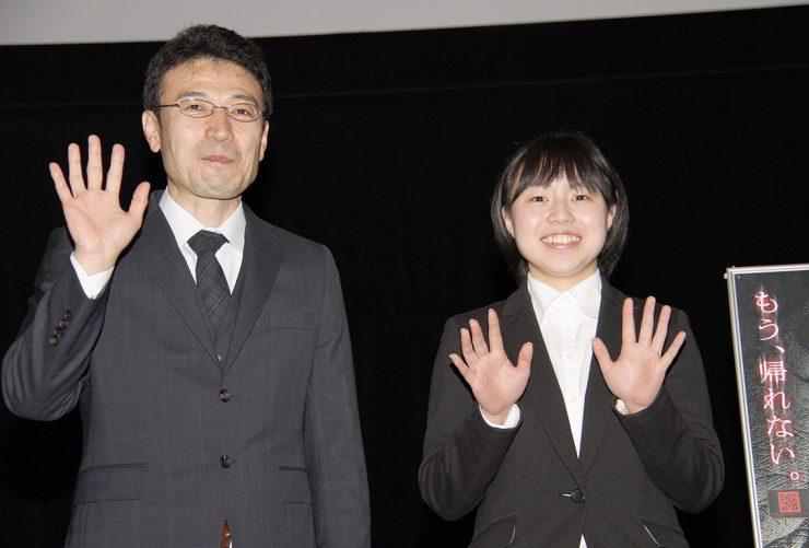 高橋監督と吉川さん