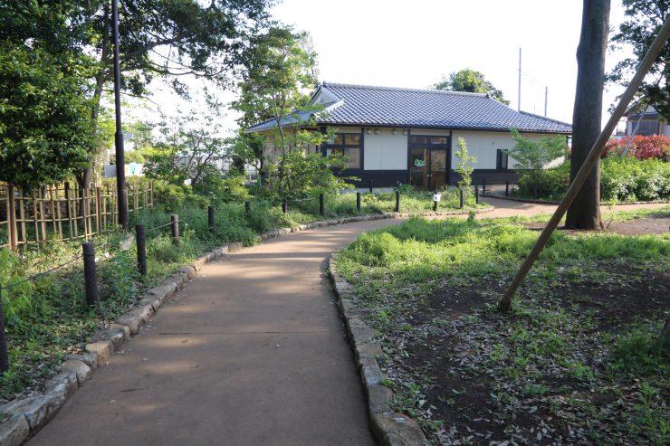 中里郷土の森-学習棟