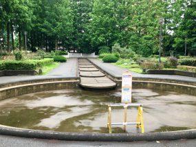 四季の香公園水遊び場1