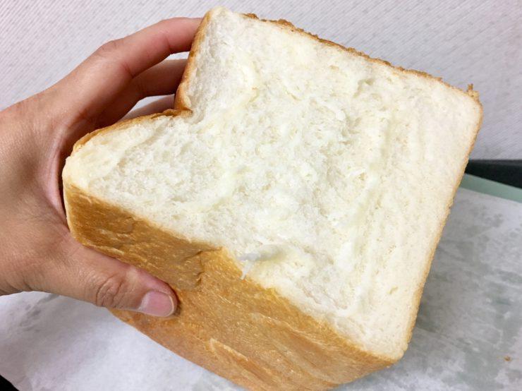 練馬高級食パン(切り口)