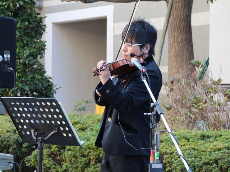 ゆりの木(カイトさんバイオリン)